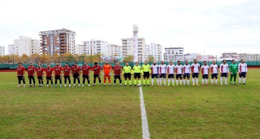 Karbel Karaköprü Belediyespor, Hekimoğlu Trabzon ile berabere kaldı