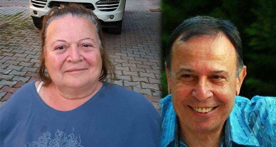 Karısını kurtarmak için yanan eve girdi, ikisi birlikte hayatını kaybetti