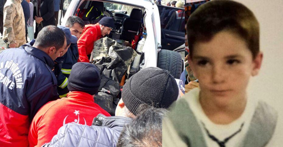Kaybolan 8 yaşındaki çocuğun cansız bedenine ulaşıldı!