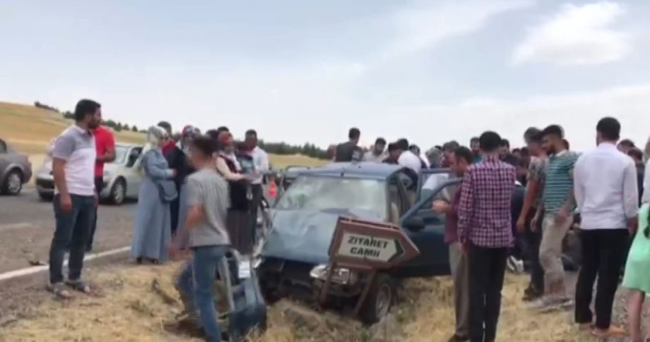 Kazada can pazarı: 8 yaralı