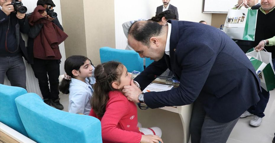 Kent Konseyi Çocuk Meclisi Başkanlık Seçimi yapıldı