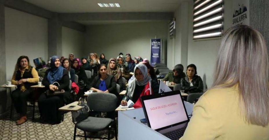 Kent Konseyi'nde 'Sağlık Okur Yazarlığı' semineri verildi