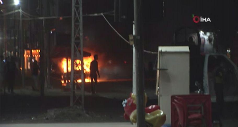 Kerkük'te ardı ardında 6 patlama: Çok sayıda ölü ve yaralı var