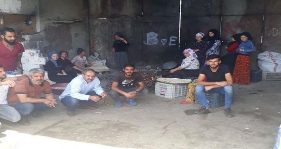 Kıbrıs'ta mahsur kalan Urfalı işçiler yardım istedi