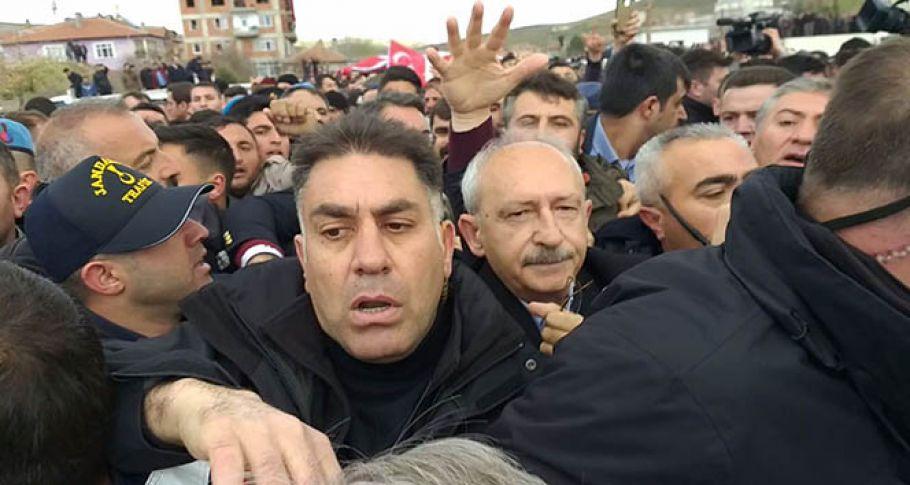 Kılıçdaroğlu'nun uğradığı saldırı sonrası tepkiler yağıyor
