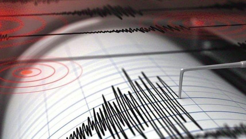 Komşuda 5,9 büyüklüğünde deprem!