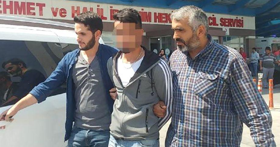 Konya'da çirkin olay! engelli 2 kız kardeşe taciz