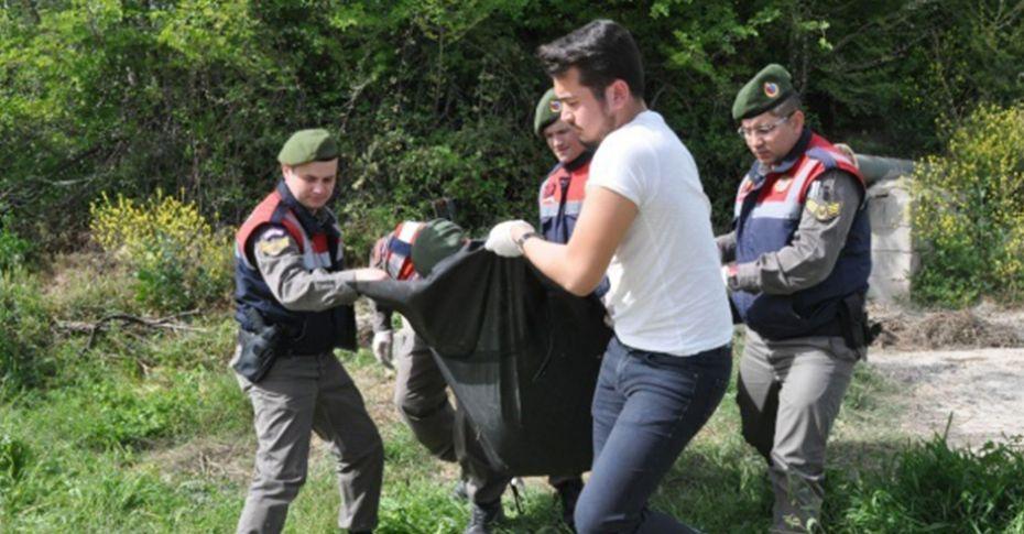 Korkunç olay! su kuyusunda yakılmış erkek cesedi bulundu