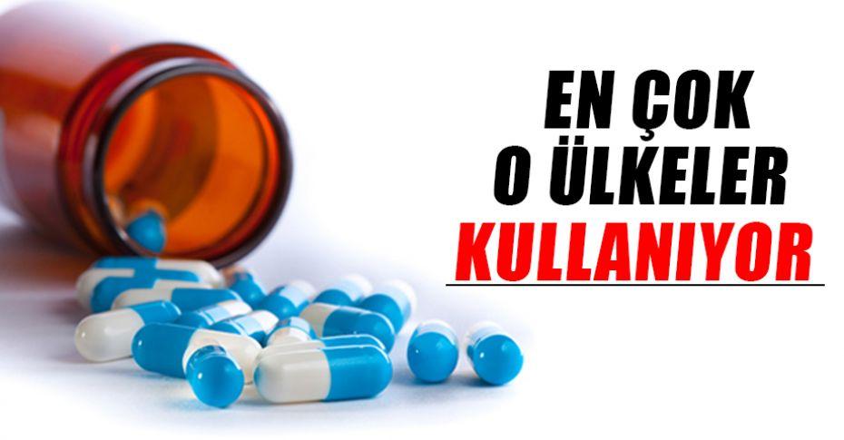 Kritik veri açıklandı! Antibiyotik kullanımı giderek artıyor