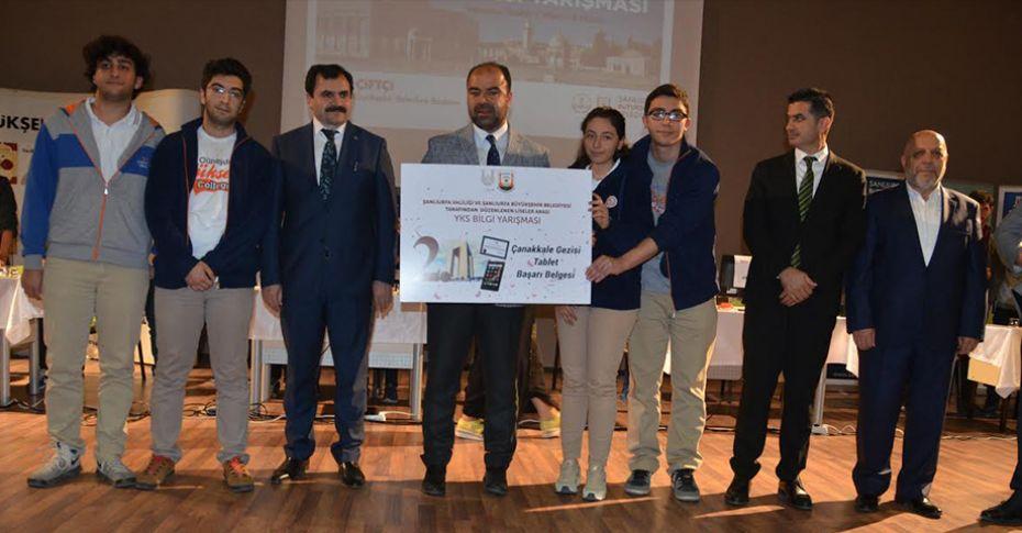 Kudüs Ödüllü Bilgi Yarışmasının kazananları belli oldu
