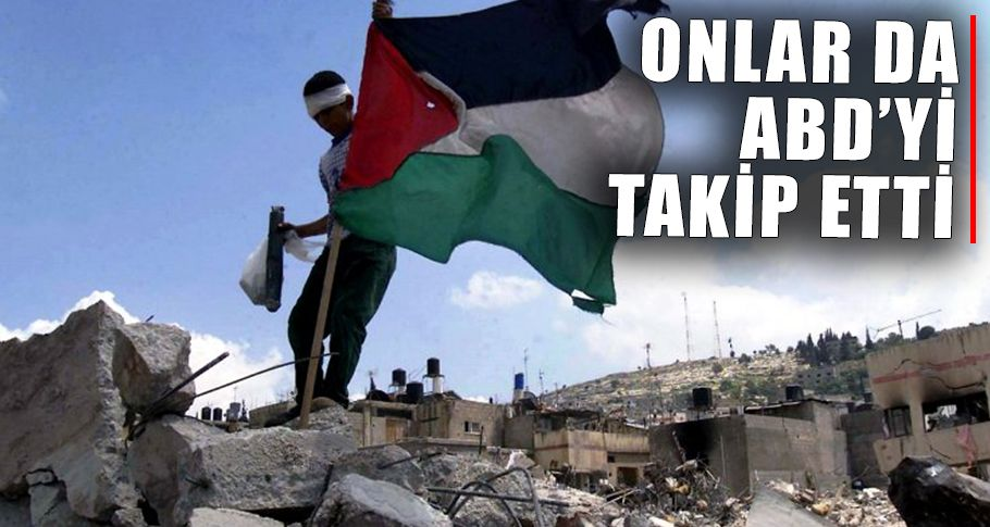 Kudüs'te bir rezalet daha!