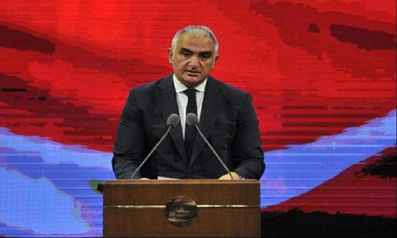 Kültür Bakanı Ersoy: Mısır Piramitler neyse Urfa'da öyle olacak
