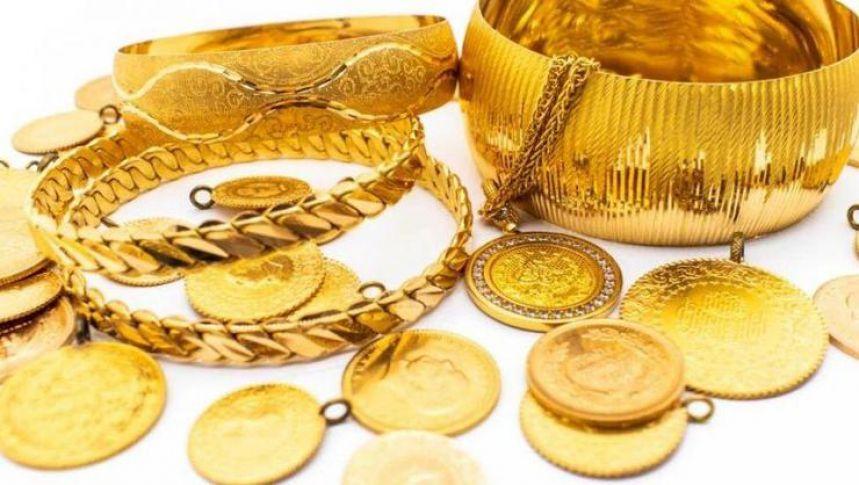 Kuyumcuya sahte altın satmaya çalıştılar