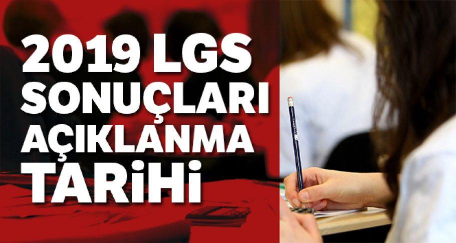 LGS 2019 Soru Ve Cevapları Açıklandı mı! LGS 2019 sonuçları açıklanma tarihi !
