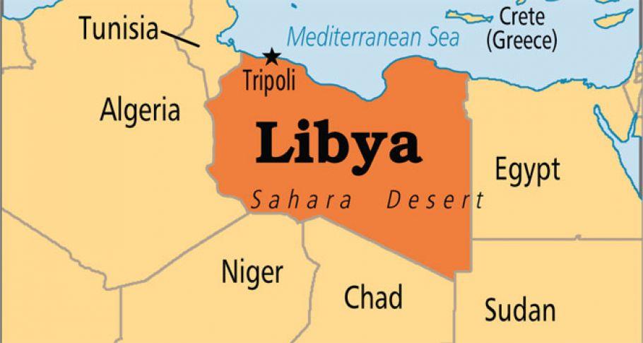Libya'da camiye bombalı saldırı!
