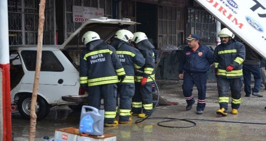 LPG tankındaki gaz kaçağından dolayı patlama: 3 yaralı