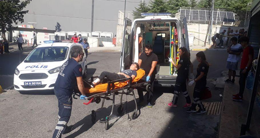 Maltepe'de pompalı tüfekli dehşet: 3 yaralı