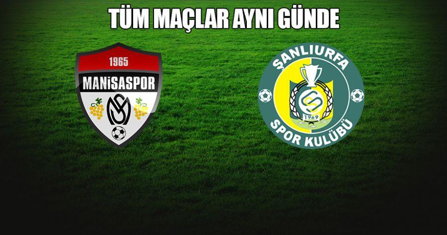 Manisaspor Şanlıurfaspor maçı hangi kanalda saat kaçta?