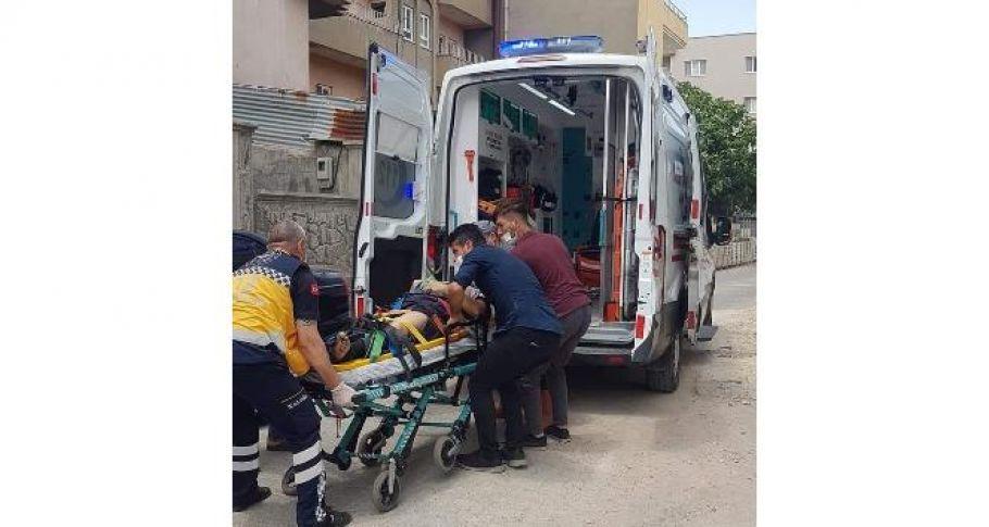 Mardin'de akıma kapılan 2 inşaat işçisi yaralandı