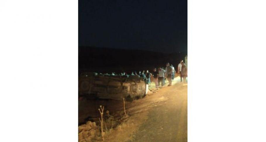 Mardin'de kaza: 7 yaralı