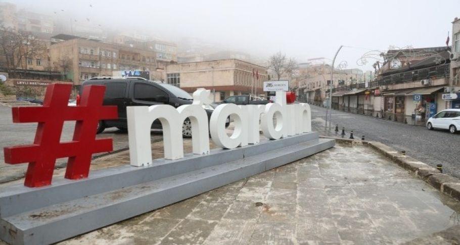 Mardin'de Korona virüs sessizliği