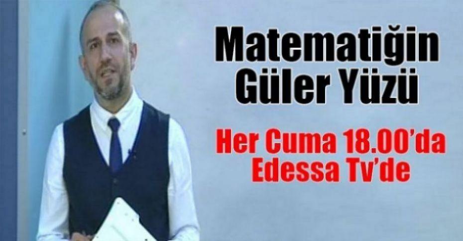 Matematiğin Güler Yüzü / 12 Mayıs 2018