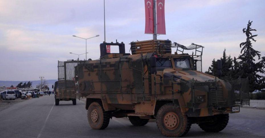 Mayına dayanıklı kirpiler Afrin'e gönderildi