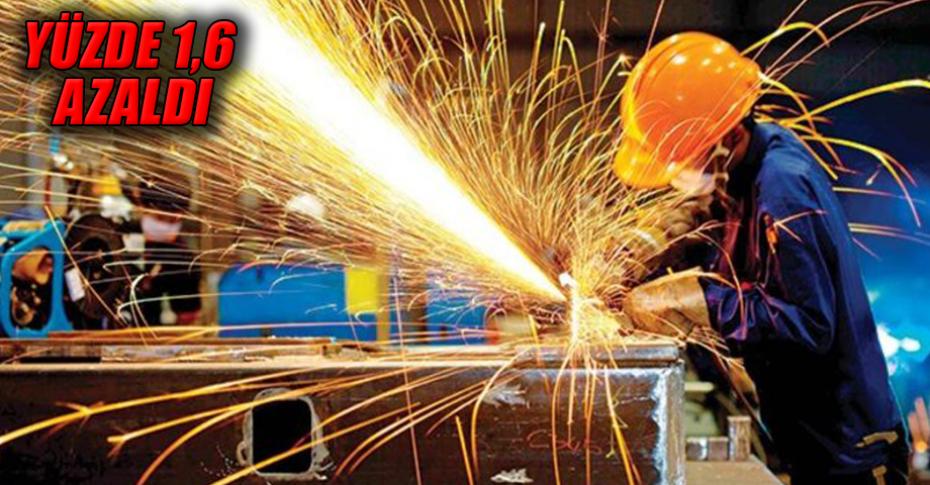 Mayıs ayı sanayi üretim rakamları açıklandı!