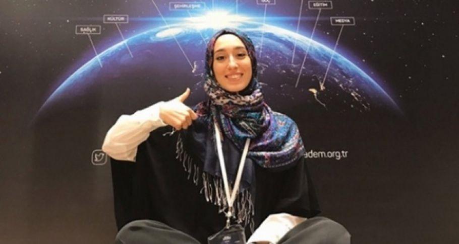 Meclis'in en genç milletvekili Rümeysa Kadak oldu