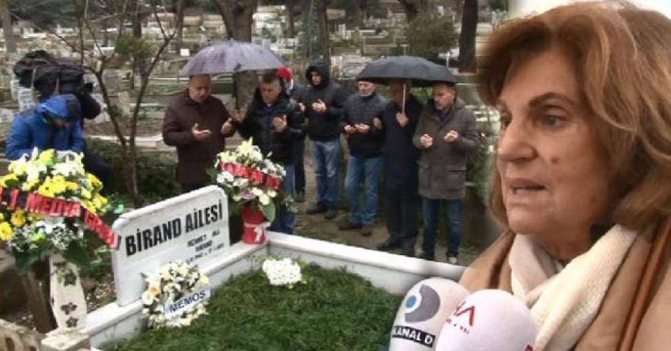 Duayen Gazeteci Birand Ölümünün 2. Yılında Anıldı