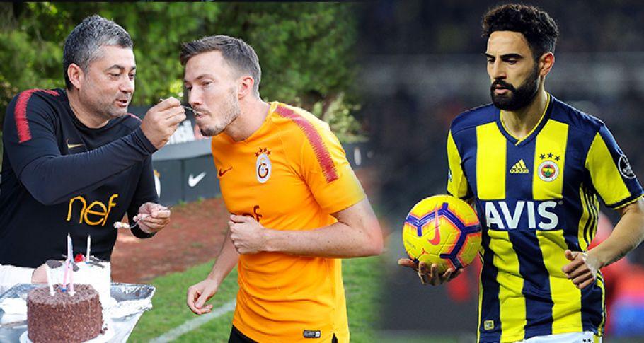 Mehmet Ekici ve Martin Linnes kadro dışı!