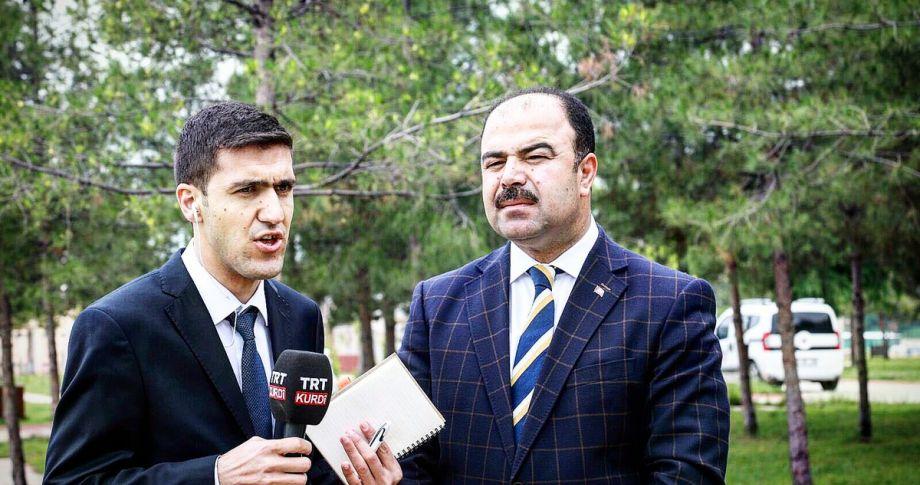 Mehmet Emin Demirel'e yeni görev