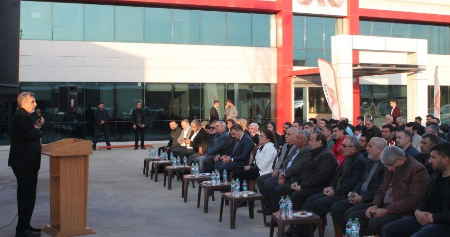 Mesçi ailesinden AK Parti Başkan Adaylarına destek(videolu)