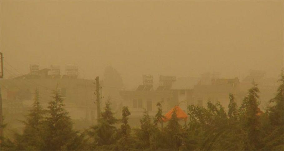 Meteorolojiden 'Toz Taşınımı' uyarısı
