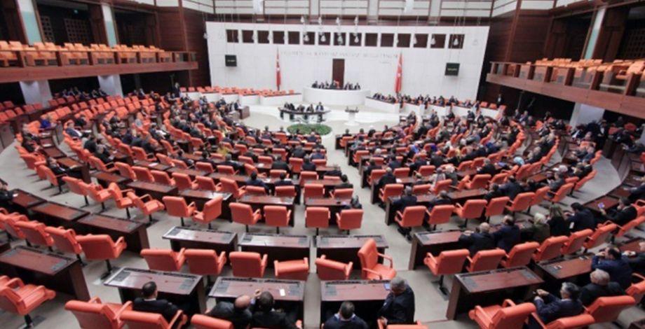 MHP, af teklifini Meclis Başkanlığına sundu.