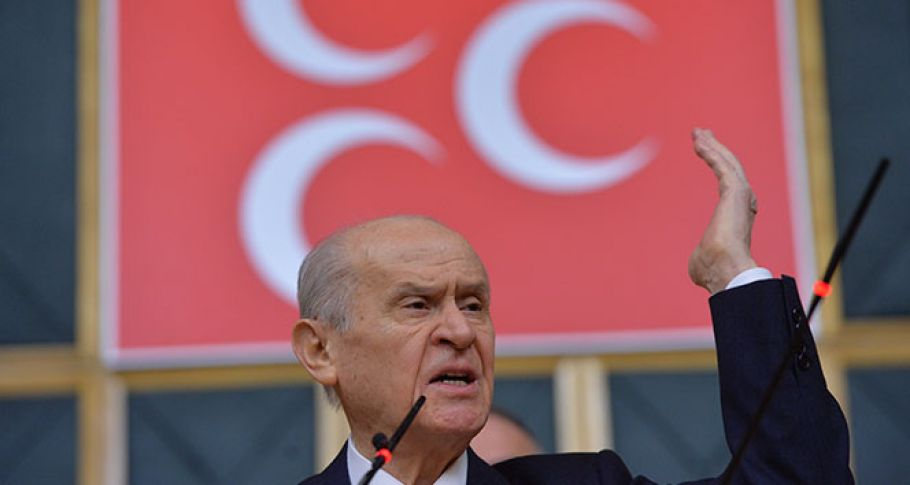 MHP Genel Başkanı Bahçeli: 'Türkiye, Şam'a girmeyi planlamalıdır'