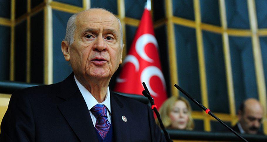 MHP Genel Başkanı Bahçeli'den Yunanistan'a sert tepki