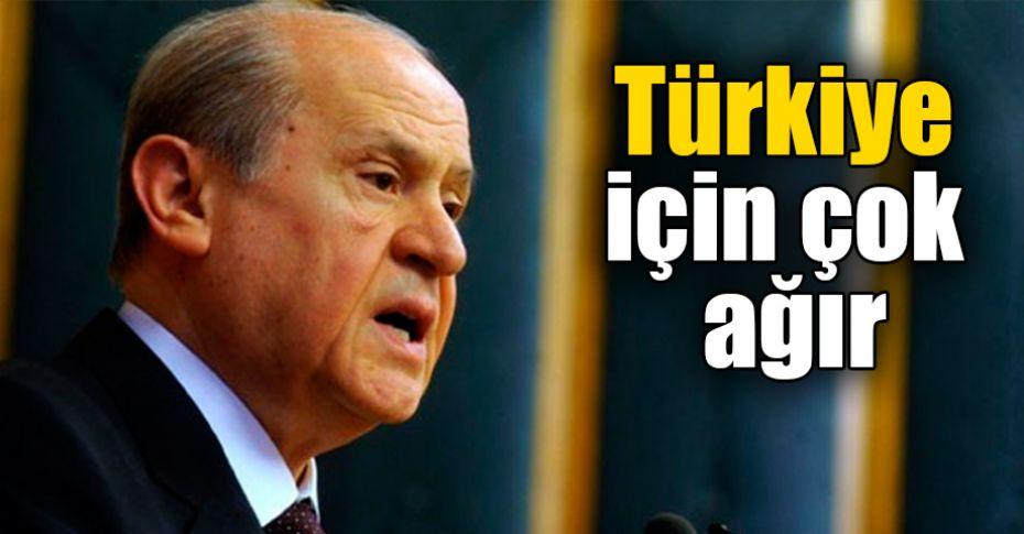 MHP lideri Bahçeli'den 'Yüzde 10 barajı' hakkında açıklama