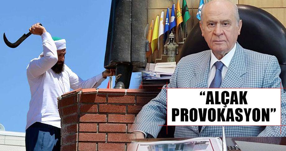 MHP Liderinden flaş açıklamalar!