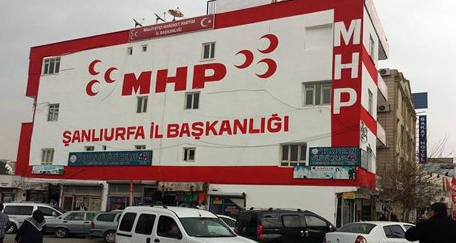 MHP Şanlıurfa Milletvekili adaylarının programı açıklandı