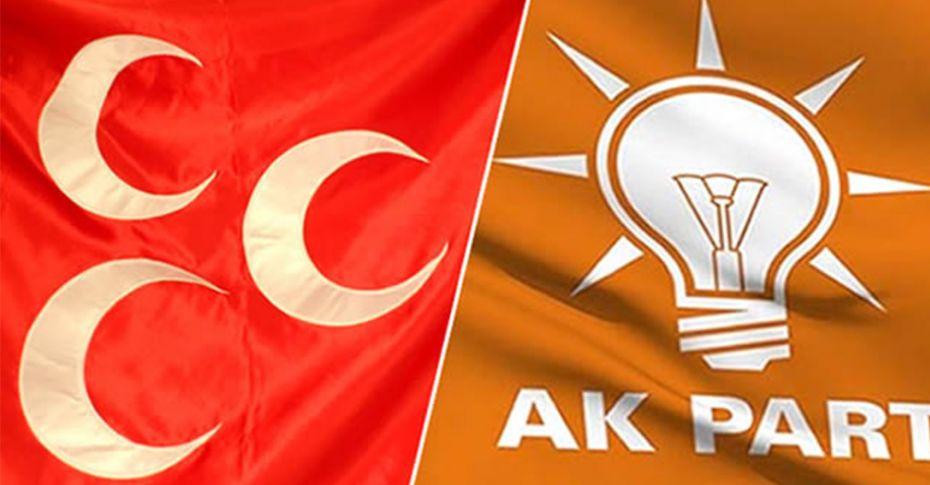 MHP'nin ittifak önerisine AK Parti'den cevap