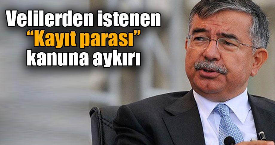 Milli Eğitim Bakanı Yılmaz'dan önemli açıklamalar!