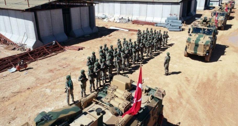 Milli Savunma Bakanlığından İdlib paylaşımı