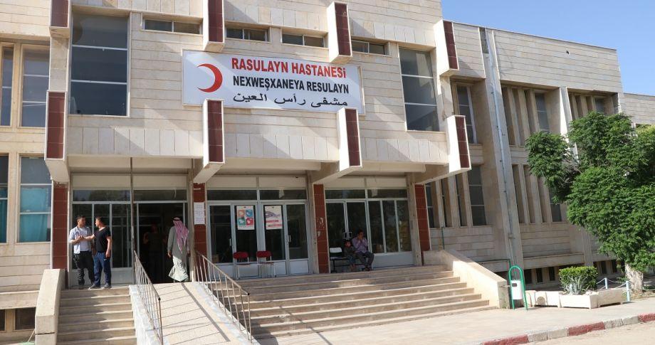 Modernize Edilen Resulayn Hastanesi Şifa Dağıtıyor (videolu)