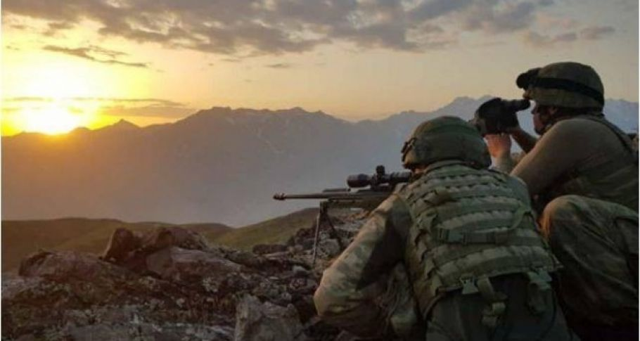 MSB: ' Komandolarımız 9 PKK/YPG'li teröristi etkizi hale getirdi'