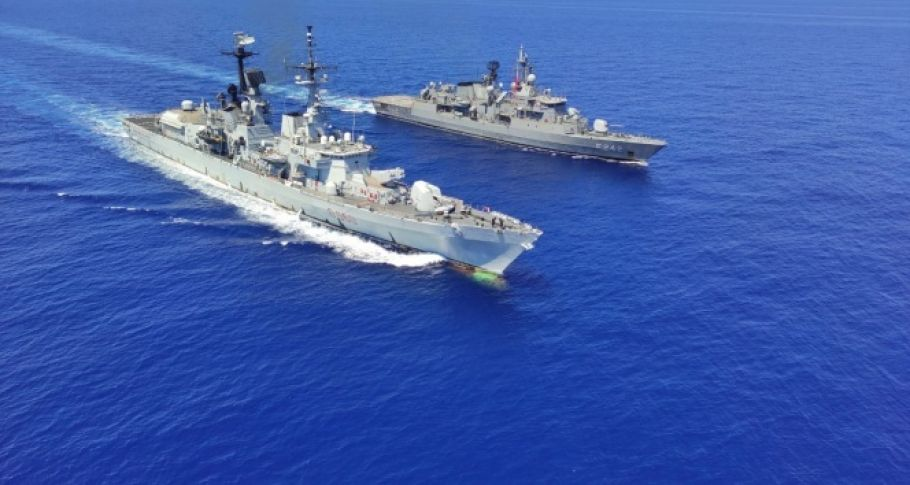MSB'den Doğu Akdeniz açıklaması!