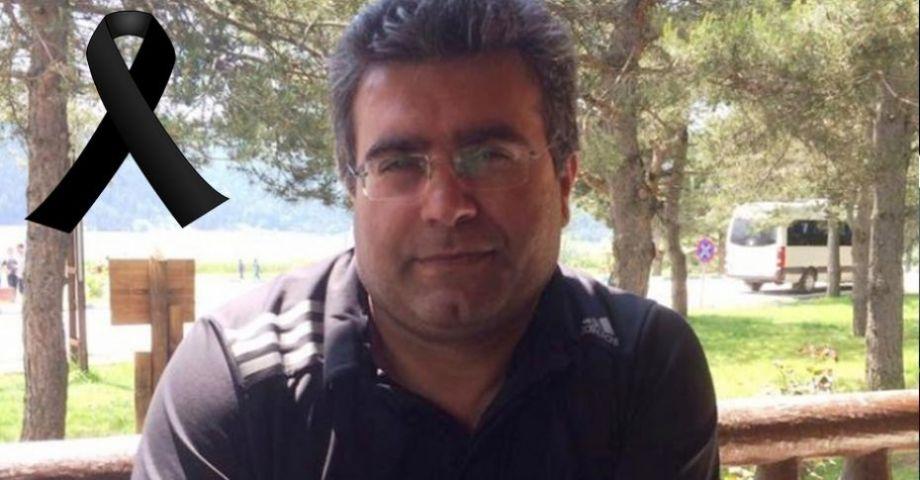 Murat Akaltun'un acı günü