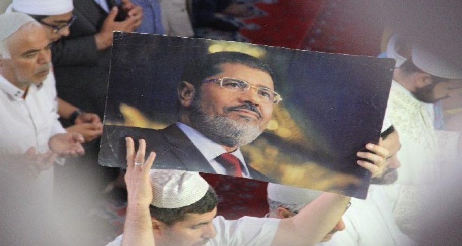 Mursi için Şanlıurfa'da gıyabi cenaze namazı kılındı