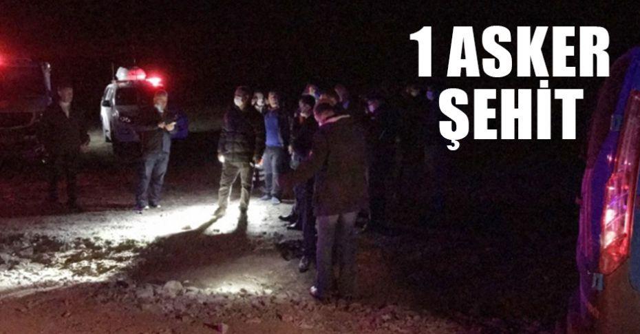 Nevşehir'de askeri uçak düştü!