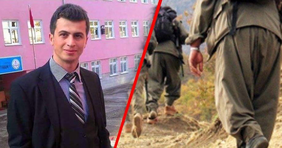 O PKK'lılar öldürüldü!